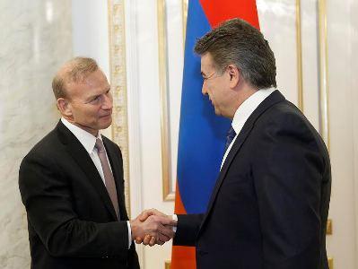 Компания «Coca-Cola Hellenic» готова осуществлять новые инвестиционные программы в Армении