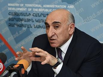 Масштабные работы по застройке ереванского квартала Конд начнутся весной 2017 года – министр