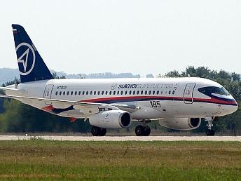 Россия может поставить Армении самолеты SSJ-100