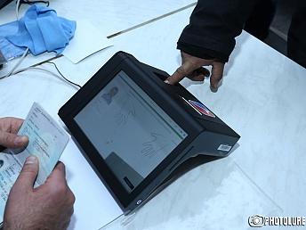 Полиция обнародовала предварительный список избирателей в преддверии выборов в Армении