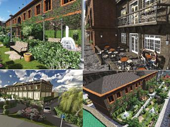 """Новая архитектурная концепция """"Ереванский проспект"""" в $22,5 млн. может быть реализована в столице"""