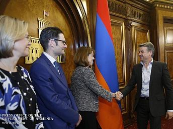 Армения и ЕБРР создают частный Долевой фонд