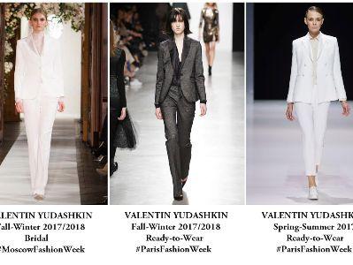 Հայաստանյան հագուստը 2 տարում հայտնվել է Յուդաշկինի փարիզյան ցուցադրություններում ու Vogue–ի էջերին
