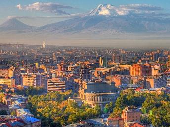 Ереван включен в десятку городов СНГ, попульузющихся популярностью у российских туристов