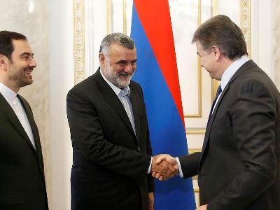 Премьер-министр: Правительство Армении готово оказать необходимое содействие иранским бизнесменам