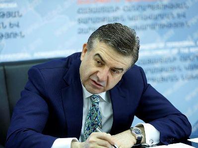 Премьер-министр Армении: Объемы экспорта уступают объемам импорта