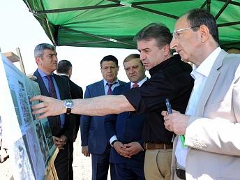 """Новый квартал """"Армянское село"""" появится в Ереване"""