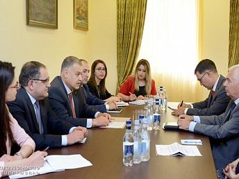 ЕС окажет поддержку Армении в борьбе против коррупции