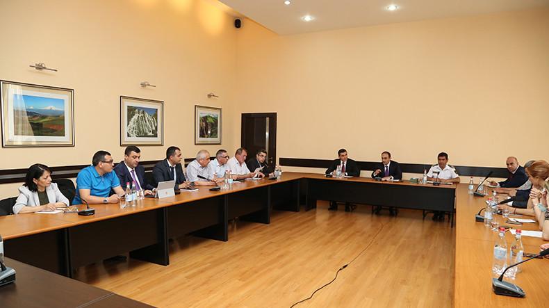 В торговых точках Армении готовятся установить камеры по наблюдению за кассовыми аппаратами и предоставлением чеков