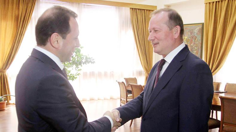 В Ереване обсуждено расширение деятельности Армяно-Российского центра гуманитарного реагирования