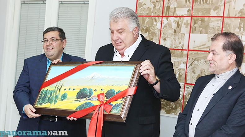 Армения и Иран развивают сотрудничество в сфере управления рисками стихийных бедствий