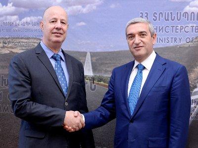 ՏՏ ոլորտում Հայաստանի եւ Իսրայելի գործակցությունն ապագա ունի. Ցախի Հանեգբի