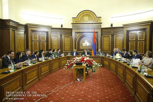 &laquo;Майкрософт&raquo; готов содействовать Армении в деле осуществления цифровой повестки дня <br />