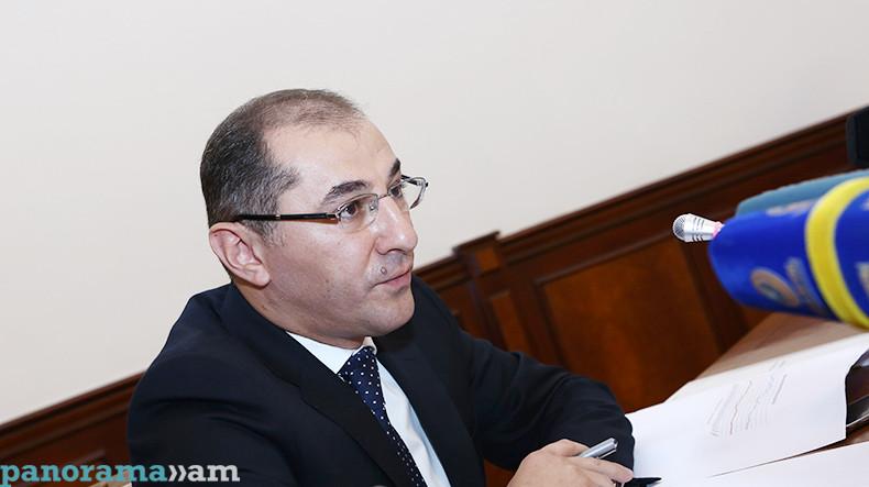 Вардан Арамян: Даже в условиях роста внешнего долга международные агентства не снизили рейтинг Армении