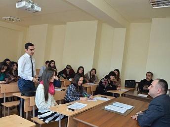 Профессиональное образование в Армении вновь становится популярным – Минобразования