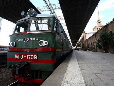 Երեւան-Թբիլիսի-Երեւան գնացքն վերսկսում է իր աշխատանքը