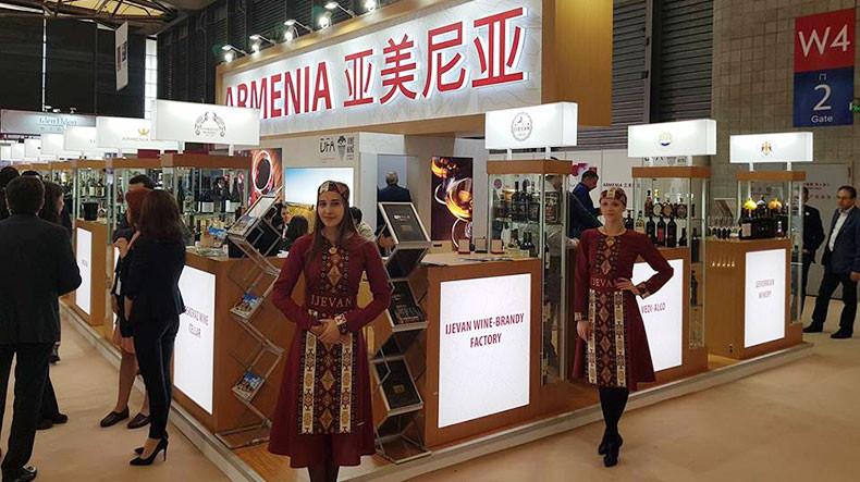 Prօwine China 2017. երկու հիմնադրամները հայկական գինու և կոնյակի արտադրողների համար ճանապարհ են հարթում դեպի չինական շուկա
