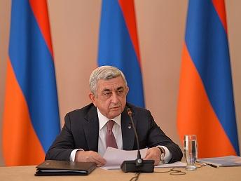 Серж Саргсян пообещал армянским предпринимателям крупные инвестиции - газета