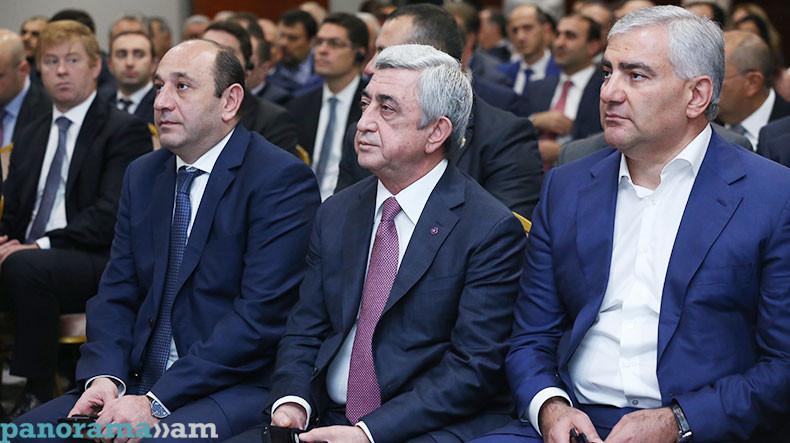 Группа компаний «Ташир» и Клуб инвесторов объявили о вложении $1 млрд в сферу энергетики Армении