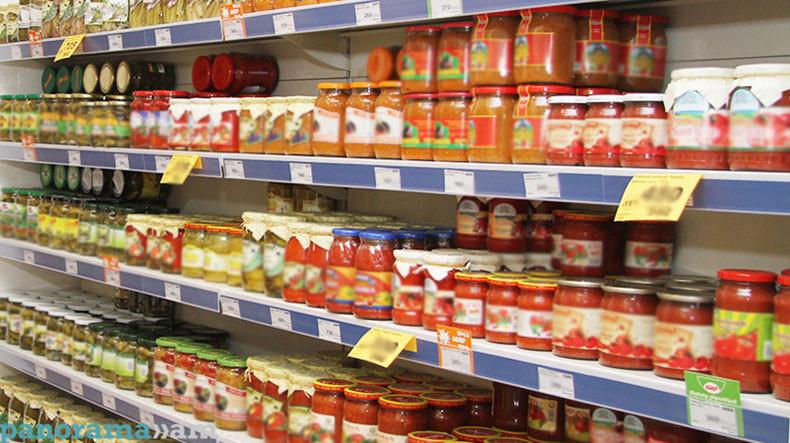 В Армении почти на 33% выросли объемы производства консервированной продукции