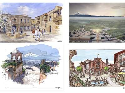 Ինչպիսի տեսք կունենա «Նոյ» ազգագրական թաղամասը. 4 նախագծեր արդեն ներկայացվել են