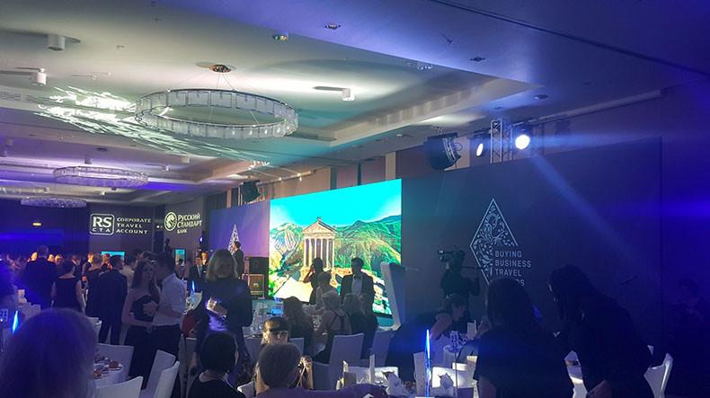 Армения получила «Оскар» в сфере делового туризма, опередив Грузию и Францию