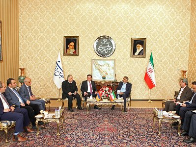 Հայաստանի եւ Իրանի միջեւ պայմանավորվածություններ են ձեռք բերվել Իրանից գազի գնման շուրջ