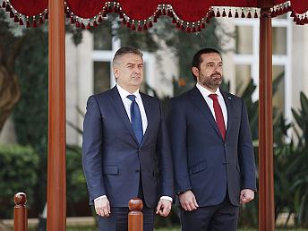 Ливан может использовать Армению как площадку для выхода на широкие рынки - премьер