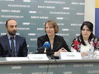 GIZ: у Армении - высокий потенциал в сфере инноваций
