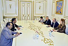 Վարչապետ Փաշինյանը Հնդկաստանի դեսպանի հետ քննարկել է տնտեսական համագործակցությանը վերաբերող հարցեր