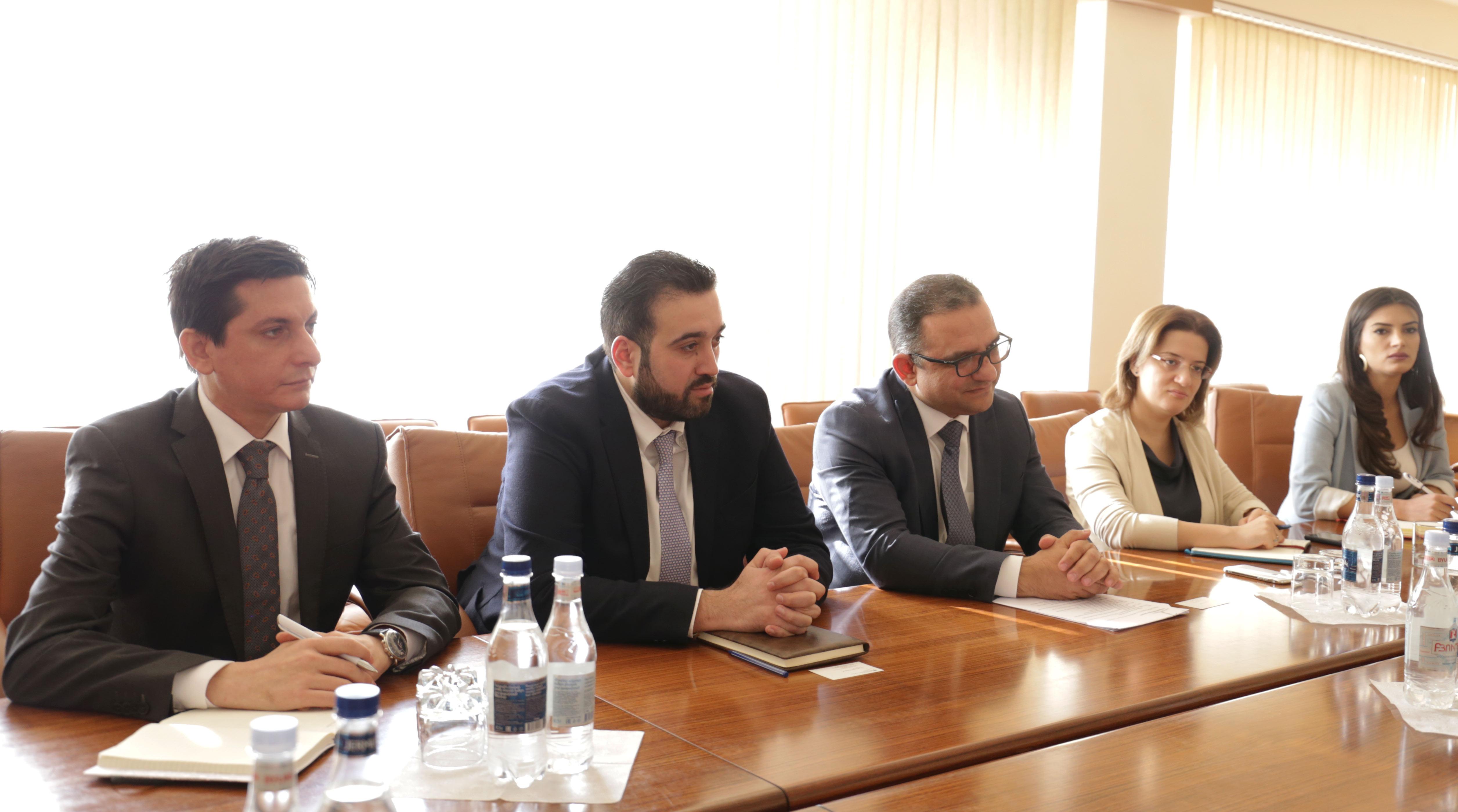 Գերմանական ընկերությունները հետաքրքրված են Հայաստանով