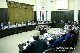 Կառավարության նիստի օրակարգ<br /> 21 Նոյեմբերի, 2019