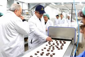 Երևանի շոկոլադի գործարանը շեշտակիորեն ավելացնում է արտահանման ծավալները
