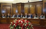Կառավարությունում անցկացվել է քննարկում Հայաստանի էներգետիկ անվտանգության վերաբերյալ