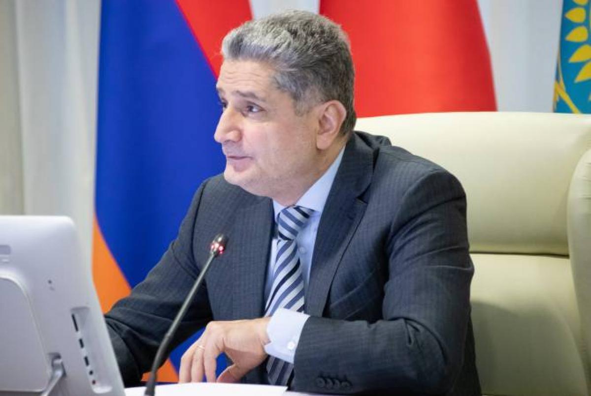 Տիգրան Սարգսյանը նոր պաշտոն կստանա