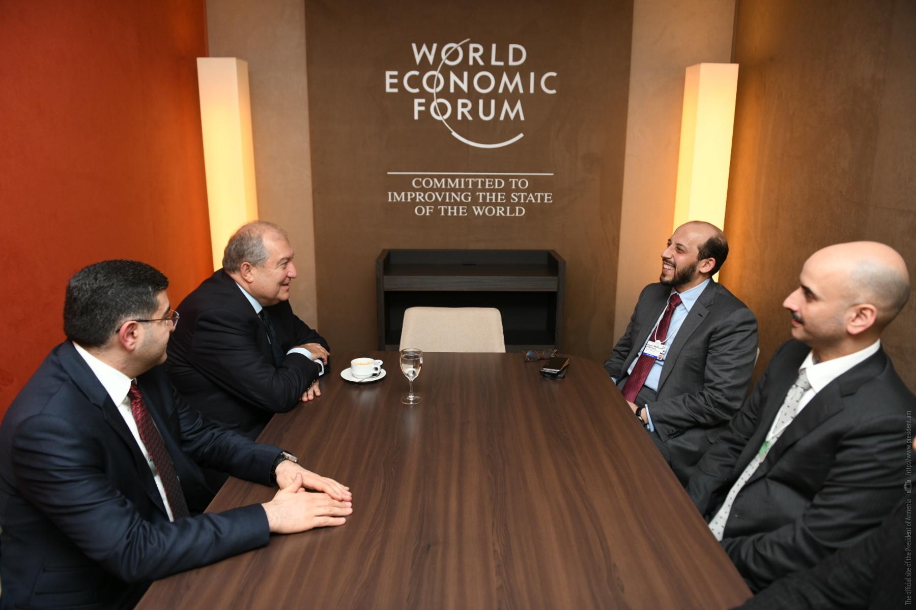 Կատարի ներդրումային հիմնադրամը հետաքրքրված է Հայաստանի հետ տնտեսական կապերի զարգացմամբ
