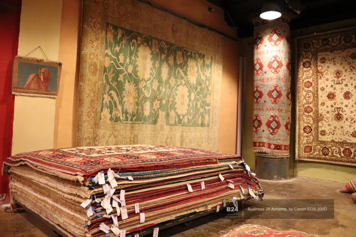 2019թ. հունվար - նոյեմբերին Հայաստանում գորգերի արտադրությունն աճել է 23%-ով