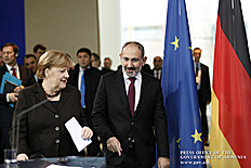 Հոկտեմբերին տեղի ունեցած տնտեսական ֆորումը նոր ճյուղ է բացել հայ-գերմանական հարաբերություններում. Նիկոլ Փաշինյանը և Անգելա Մերկելը ԶԼՄ ներկայացուցիչների համար հանդես են եկել հայտարարություններո
