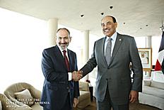 ՀՀ-ն ու Քուվեյթը շահագրգիռ են խորացնելու երկկողմ համագործակցությունը մի շարք ոլորտներում. վարչապետը հանդիպում է ունեցել Քուվեյթի գործընկերոջ հետ