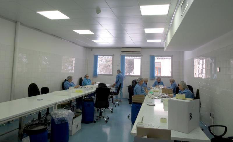 Հրդեհատեխնիկական ստուգումների արդյունխում խախտումներ են հայտնաբերվել  «Արփիմեդ» դեղագործական ընկերությում