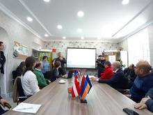 Հանդիպում «ԵՄ կանաչ գյուղատնտեսության նախաձեռնությունը Հայաստանում» ծրագրի պատասխանատուների հետ