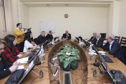 Քննարկվել են հայ-թուրքական սահմանի երկայնքով տեղակայված գյուղատնտեսական նշանակության հողերի օգտագործման կարգը, բարդությունները եւ դրանց վերացման ճանապարհները