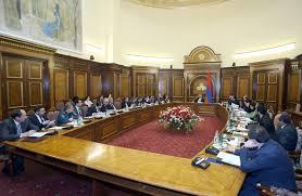 Փոխվարչապետ Մհեր Գրիգորյանի նախագահությամբ տեղի է ունեցել միջգերատեսչական հանձնաժողովի հերթական նիստը