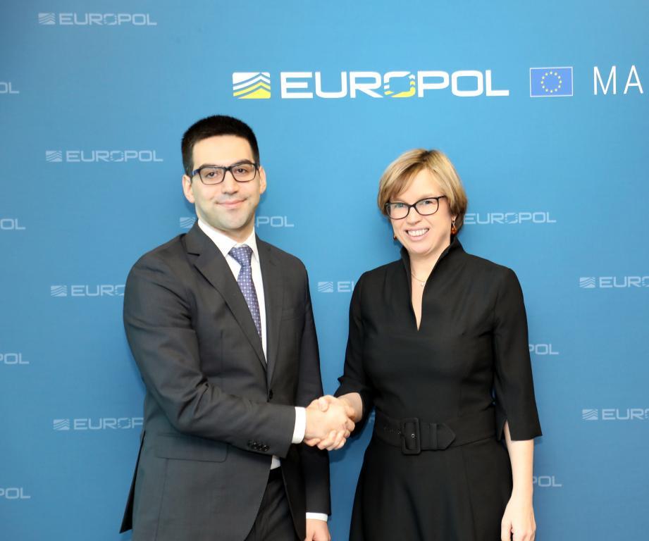 Հայաստանը Եվրապոլի հետ համագործակցության իրավական շրջանակը սահմանող փաստաթուղթ կկնքի