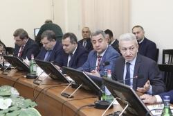 ՀՀ ԱԺ ֆինանսավարկային եւ բյուջետային հարցերի մշտական հանձնաժողովի նիստում