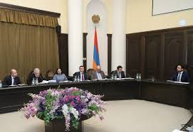 Տեղի է ունեցել Քաղաքաշինական ամբողջական լուծումներ պահանջող ծրագրերի քննարկման միջգերատեսչական հանձնաժողովի նիստը