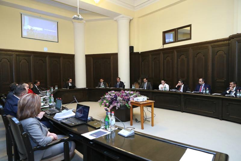 Թվայնացման խորհրդի անդրանիկ նիստում հավանություն է տրվել  խաղային ոլորտի թվայնացման, ՀՀ ՊԵԿ հայեցակարգին