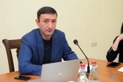 ՀՀ ԱԺ տնտեսական հարցերի մշտական հանձնաժողովի արտահերթ նիստում