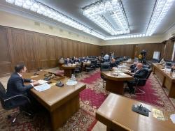 ՀՀ ԱԺ տնտեսական հարցերի մշտական հանձնաժողովի նիստում