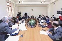 Նիստ է գումարել ԱԺ տարածքային կառավարման, տեղական ինքնակառավարման, գյուղատնտեսության եւ բնապահպանության հարցերի մշտական հանձնաժողովը